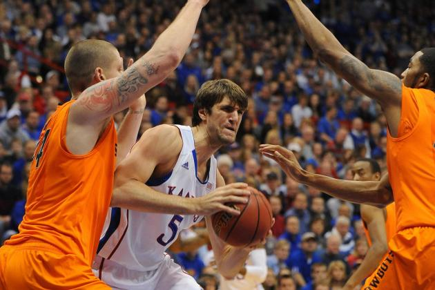 College Basketball: Why Kansas at Oklahoma State Is the Game to Watch This Week