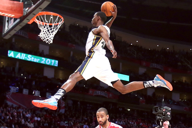 Where Did the 2013 NBA Slam Dunk Contest Rank All Time?