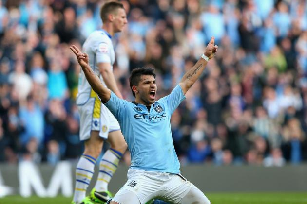 Rating the Manchester City Players in 5th Round FA Cup Tie vs. Leeds United