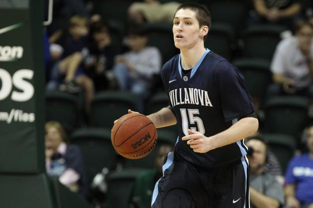 Villanova's Freshman Guard Showcases His Scoring Game