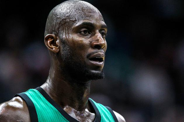 Kevin Garnett's Loyalty to Boston Celtics a Breath of Fresh Air in Today's NBA