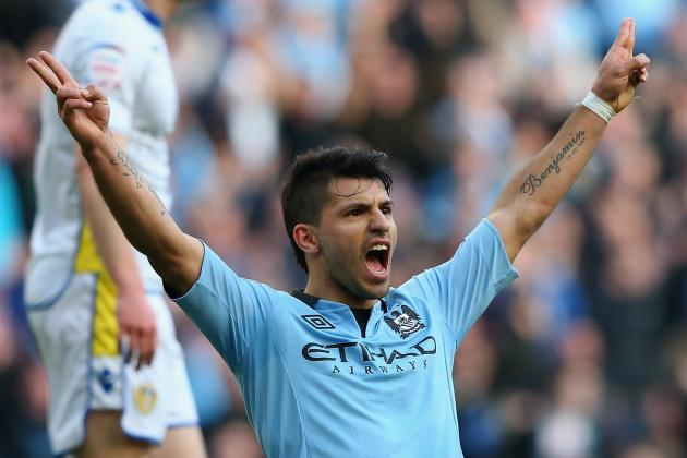 FA Cup: Man City Stroll Past Leeds and into Last Eight