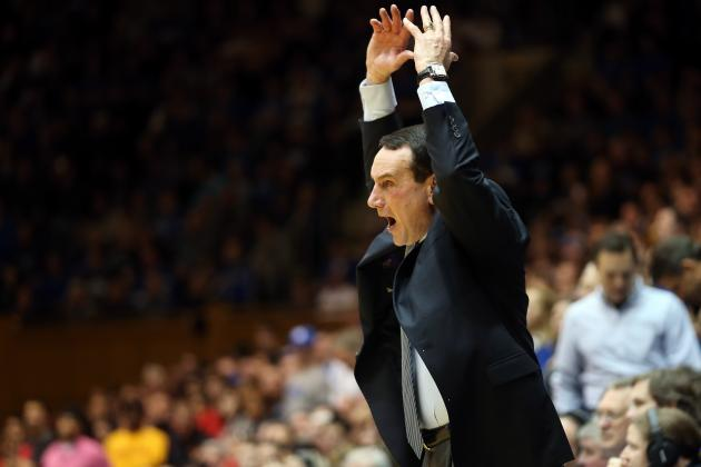 Duke's Mike Krzyzewski, Joanne P. McCallie Have Harsh Words for Maryland