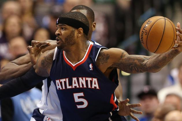 Celtics Are Still Interested in Josh Smith