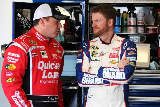 Dale Earnhardt Jr.'s 2013 Intentions Clear from Start