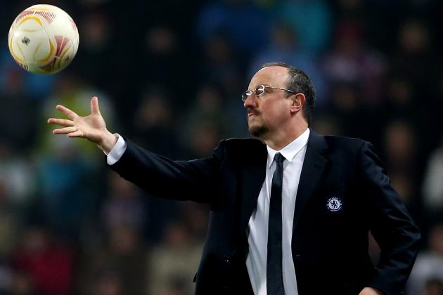 Respite for Rafa Benitez as Chelsea Progress in FA Cup