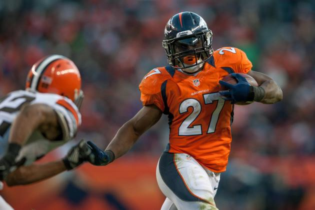 Report: Knowshon Moreno Could Be Released by Broncos