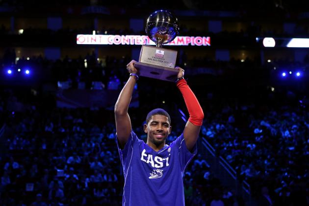 NBA 3-Point Contest 2013: Stars Who Must Compete Against Kyrie Irving in 2014