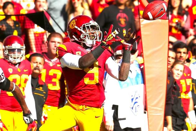USC Football: Will QB Situation Hurt Marqise Lee's Heisman Hopes?