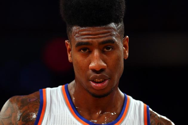 Shumpert's Representatives Pushing for Trade from Knicks, Report Says