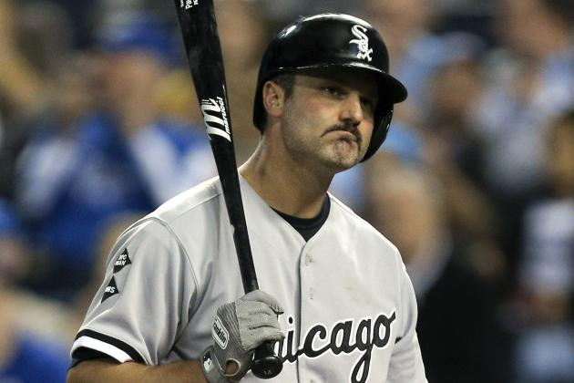 Non-Sox Options Cross Konerko's Mind