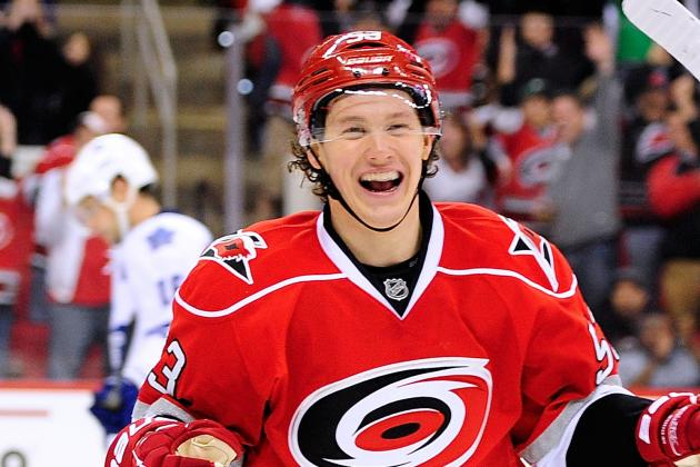Jeff Skinner to Miss Monday's Game in Montreal