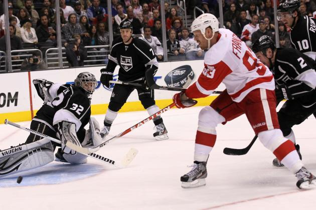 Detroit Red Wings: Has the Time Come for Johan Franzen to Be Traded?