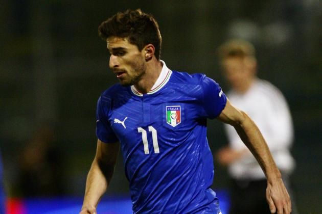 Liverpool Announce Fabio Borini Is Out for Season Due to Shoulder Injury