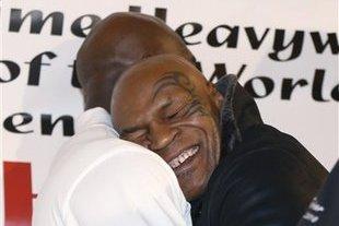 Tyson, Holyfield Meet Again