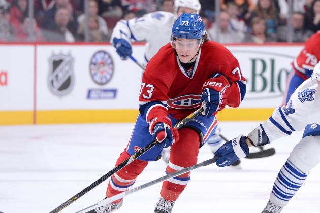 Brendan Gallagher Day-to-Day with Concussion