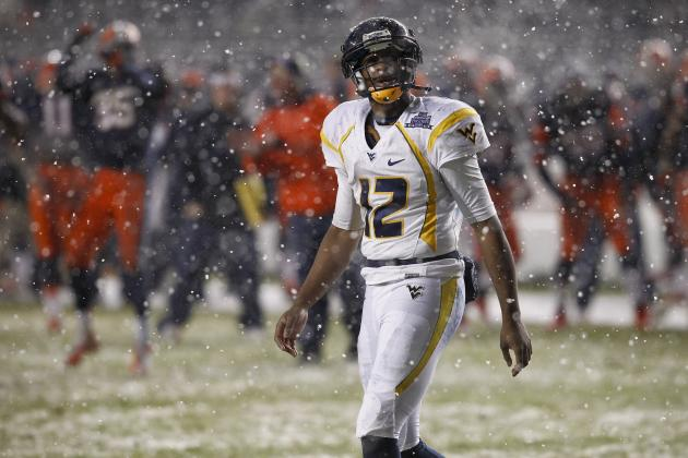 No Clear Choice If Chiefs Want to Draft a Quarterback