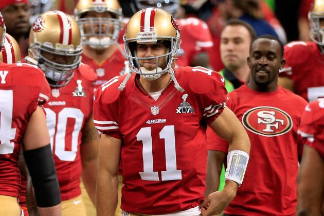 Alex Smith: 49ers Must Trade Or Release QB in Offseason