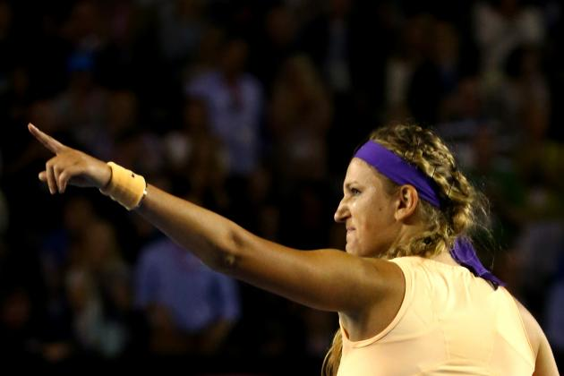 Victoria Azarenka Defeats Serena Williams to Win 2013 Qatar Open