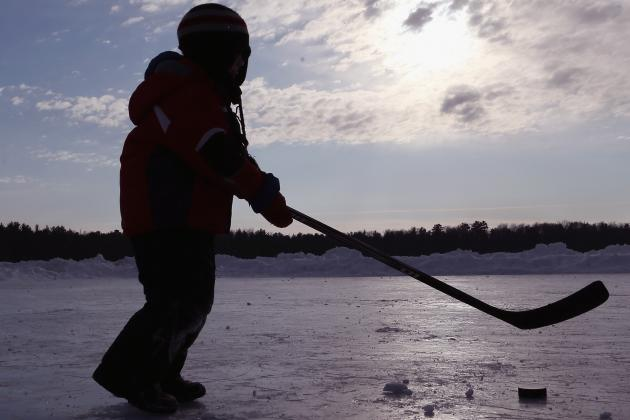 NHL Hockey: How Much Are a Child's Hockey Dreams Worth?