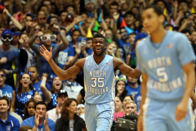 Schramm: Life on the NCAA Tournament Bubble Motivates Tar Heels