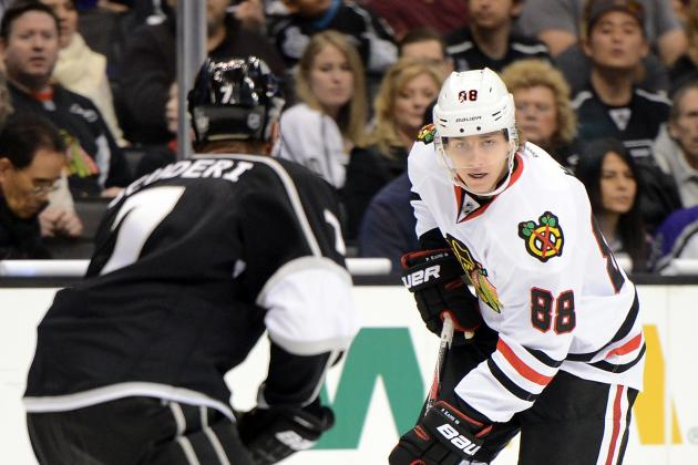Los Angeles Kings vs. Chicago Blackhawks: Live Score, Updates and Analysis