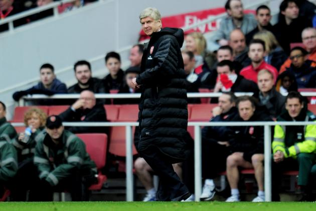 Arsenal Need to Start Backing Arsene Wenger to Ease Pressure