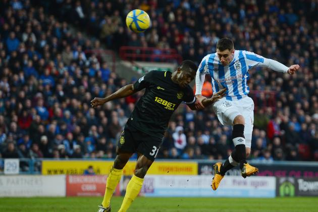 Huddersfield Town 1 Wigan Athletic 4