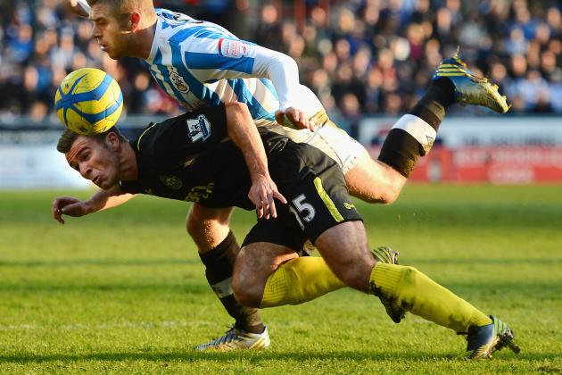 Callum McManaman Drives Wigan Athletic Past Huddersfield in FA Cup