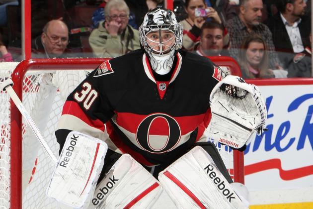 Ben Bishop Will Start in Net Monday vs. Devils