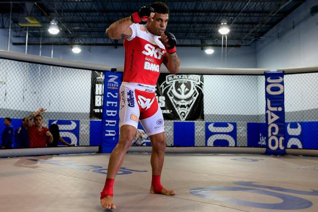 Vitor Belfort: 'Don't Fight Me If You're Going to Use (TRT) as an Excuse'