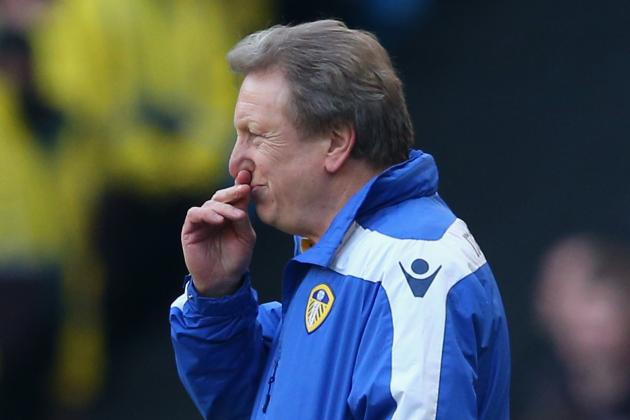 Leeds Boss Neil Warnock Unhappy with Referee for FA Cup Penalty Verdict