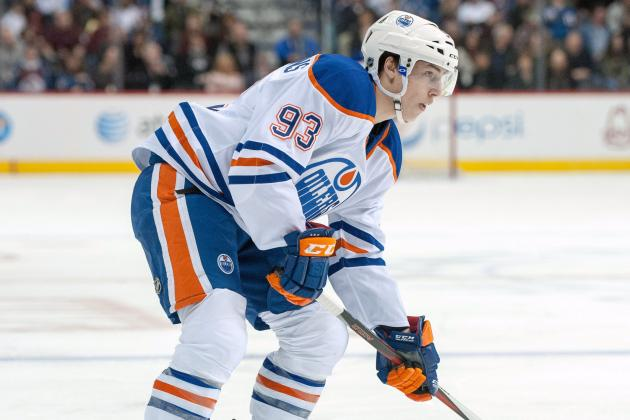 Scoring Chance Machines Taylor Hall and Jordan Eberle Exploding on the NHL