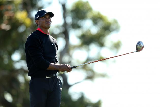 Tiger Woods and Barack Obama Tee It Up at the Floridian