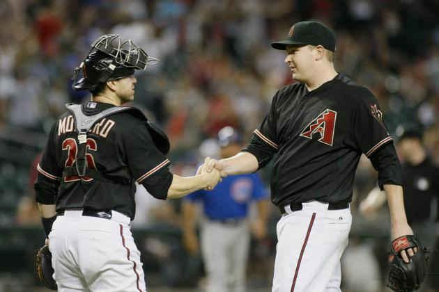 MLB Preseason Evaluation Series: 2013 Arizona Diamondbacks