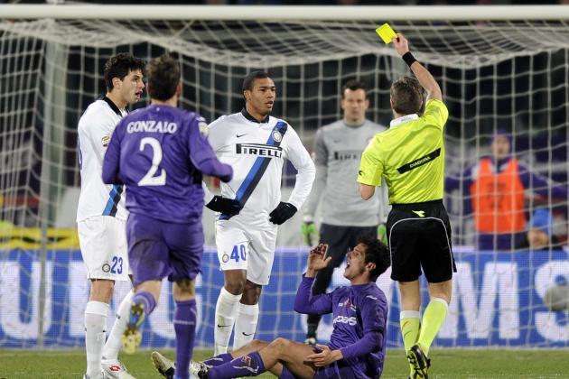 Fiorentina 4 :  Inter 1