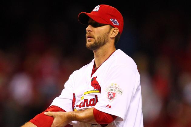 Ace Wainwright, Cardinals Agree on One Thing: Better to Talk Now