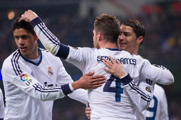 Ten-Men Real Madrid Beat Rayo Vallecano Thanks to Two Early Goals