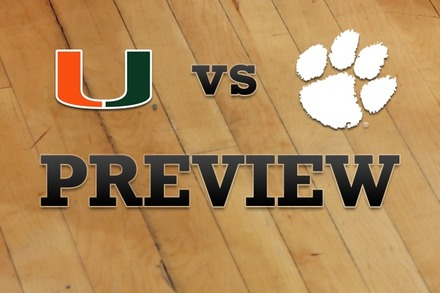 Miami vs. Clemson: Full Game Preview
