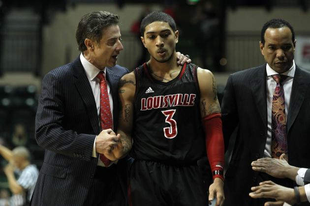 Louisville 59: South Florida 41: Rick Pitino Earns His 650th Career Win