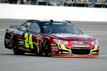 FYI WIRZ: NASCAR's Jeff Gordon, Jimmie Johnson and Others Talk Racing Jitters