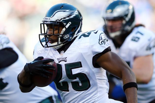 If Jerry Jones Stuck to Draft Board, LeSean McCoy Might Be a Cowboy