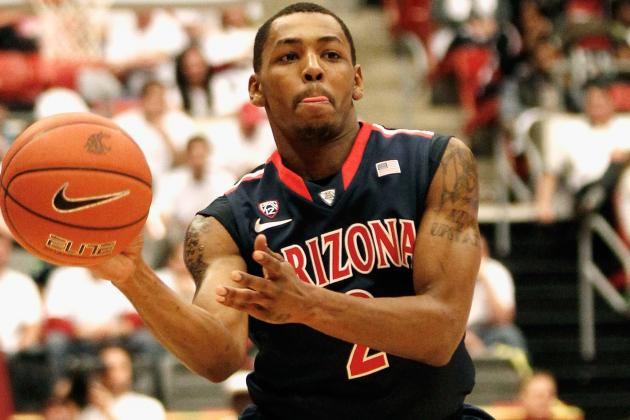 No. 9 Arizona 68, Utah 64