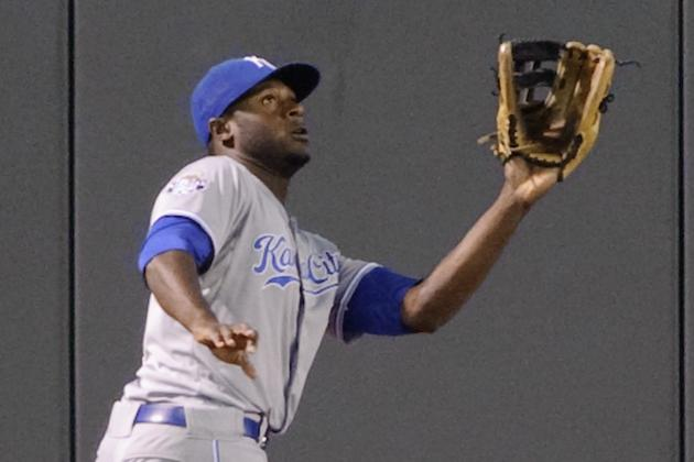 Lorenzo Cain Battling Hand Injury