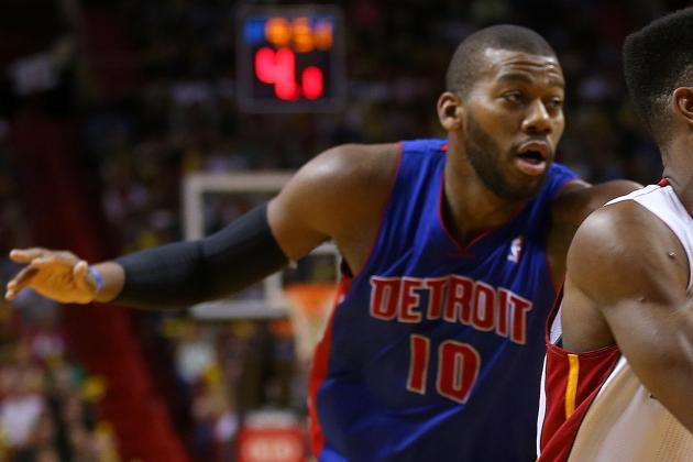 Report: Pistons Unlikely to Make Moves at Trade Deadline