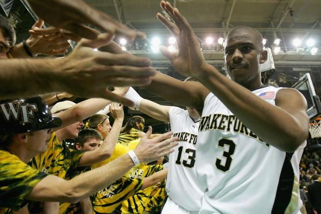 Wake Forest Retiring Chris Paul's Number Is Long Overdue