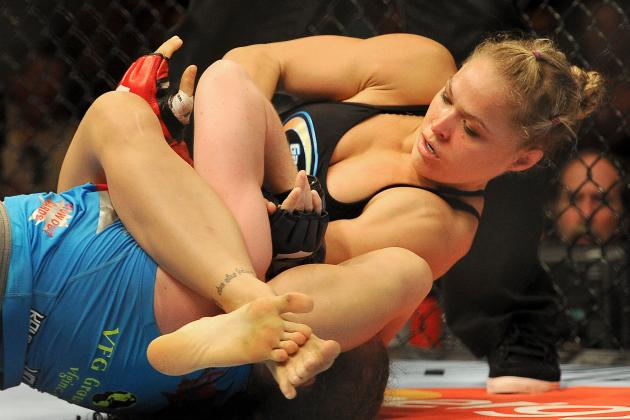 Ronda Rousey: MMA Star Will Undoubtedly 'Earn' UFC Title vs. Liz Carmouche