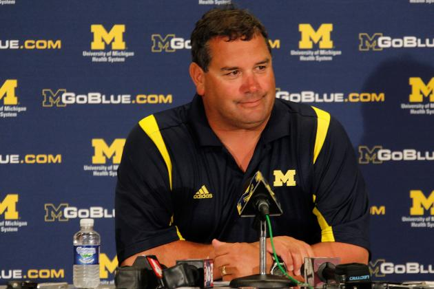 Michigan Football: Differences in Brady Hoke and Urban Meyer Are Great for B1G