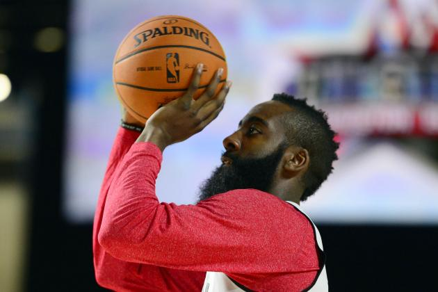 James Harden Will Play Tonight.