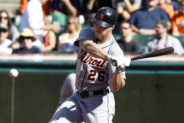 Detroit Tigers: Injury to Brennan Boesch Sets Him Back